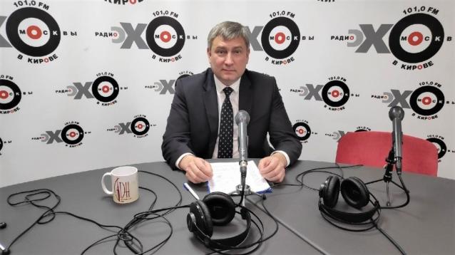Фото Глава администрации Кирова Дмитрий Осипов заработал в 2020 году 2 млн 350 тыс. рублей