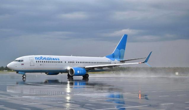Фото Авиакомпания «Победа» открыла продажу билетов из Кирова в Сочи на зимний период