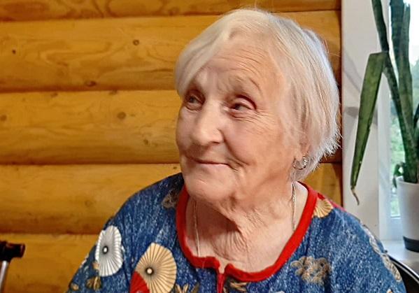 Фото 89-летнюю кировчанку вылечили от COVID-19 при 75% поражения легких