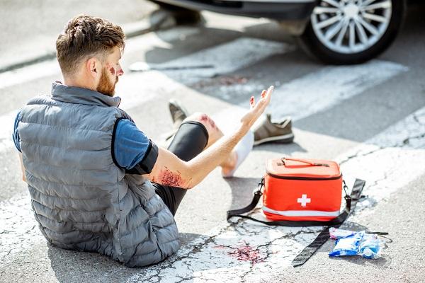 Фото В Кирове водитель «Тойоты» сбил двух пешеходов на «зебре»