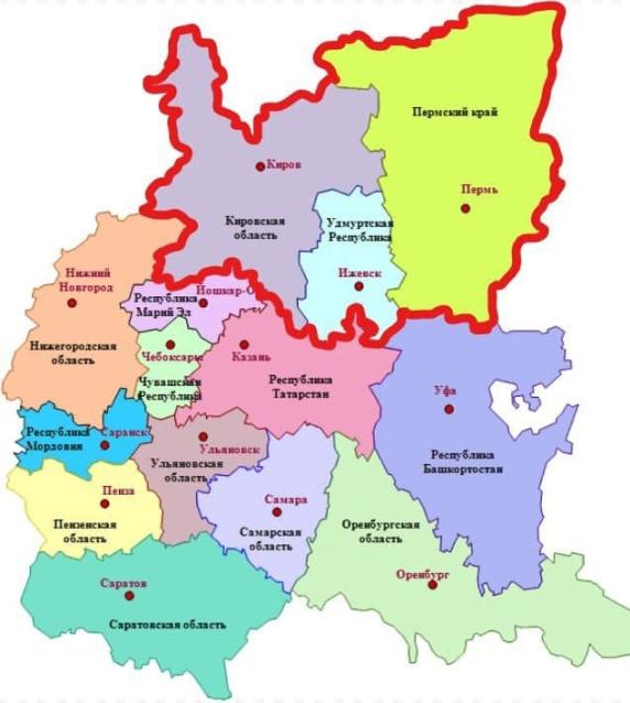 Фото Эксперты прокомментировали возможное объединение Кировской области с Удмуртией и Пермским краем