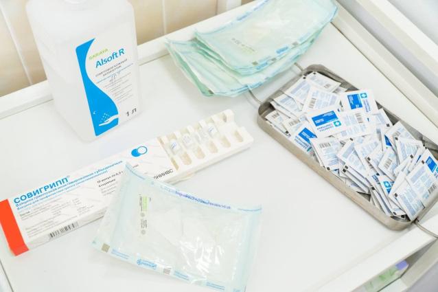 Фото В Кировской области стартует вакцинация против гриппа
