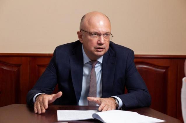 Фото Бывшему вице-губернатору Андрею Плитко зачитывают обвинение