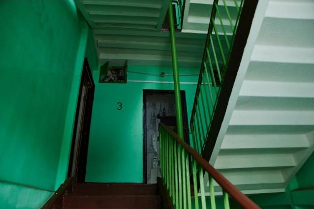Фото Жильцы дома в Воркуте по решению суда уберут из подъезда видеокамеры