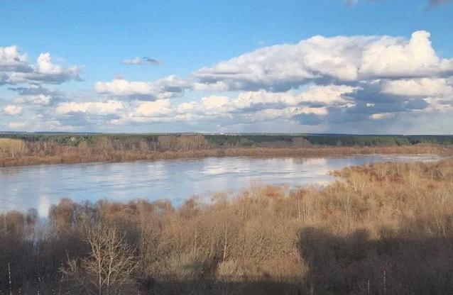 Фото В Кировской области при худшем сценарии в период половодья в зоне подтопления окажутся 44 населенных пункта