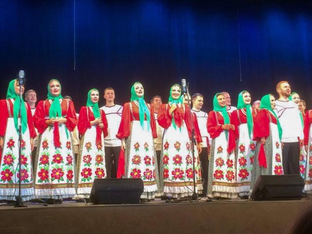 Фото Хор имени Пятницкого посетит с гастролями 6 городов Коми