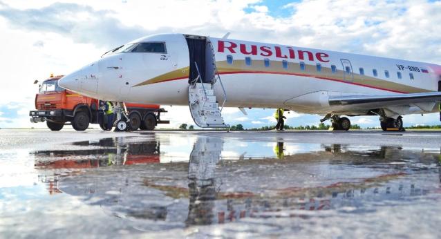 Фото Авиакомпания «РусЛайн» открыла продажу билетов на зимние рейсы из Кирова
