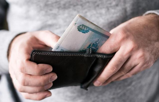 Фото В Сыктывкаре мужчина взял в долг у аферистов и лишился 136 тысяч рублей