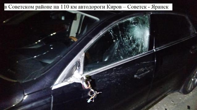 Фото В Советском районе водитель «Ягуара» насмерть сбил мужчину