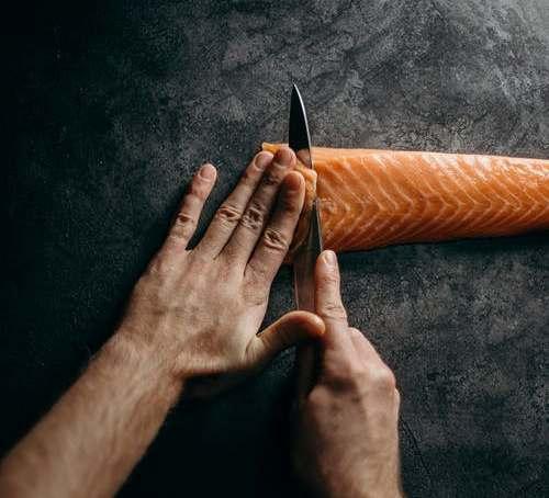 Фото Житель Коми украл и съел 7 упаковок рыбы