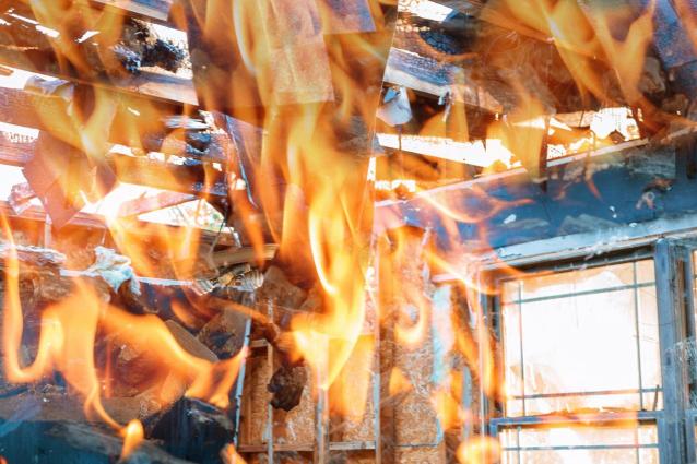 Фото В Слободском районе на выходных два пенсионера погибли в пожарах