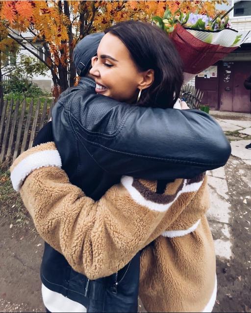 Фото Оксана Самойлова прилетела в Коми, чтобы помириться с отцом