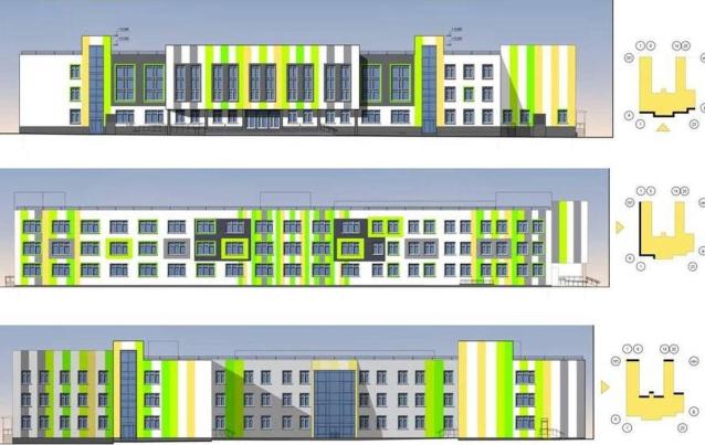 Фото Коми получит 460 млн рублей из федерального бюджета на строительство школы в Эжве