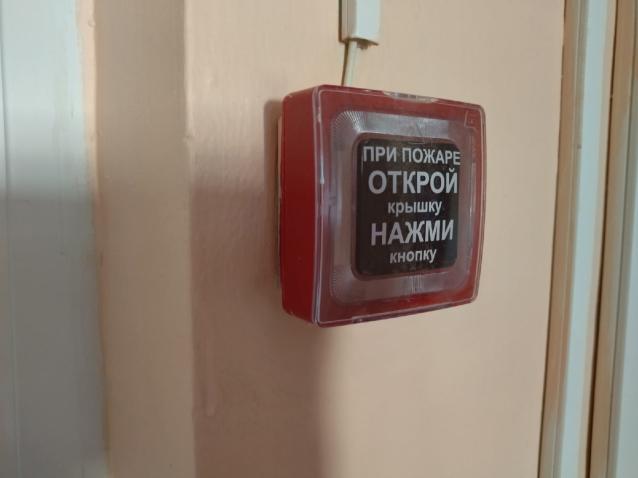 Фото В Сыктывкаре из-за задымления эвакуировали поликлинику
