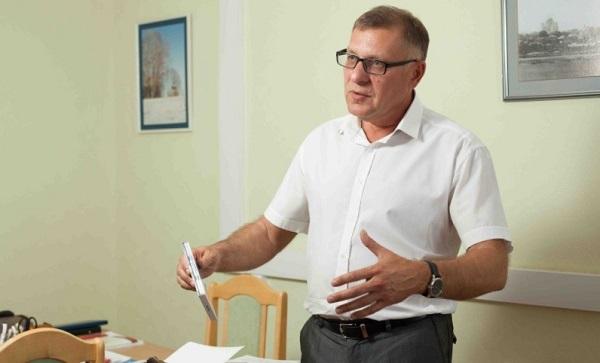 Фото Андрей Скальный покинул пост директора Драмтеатра не по собственному желанию