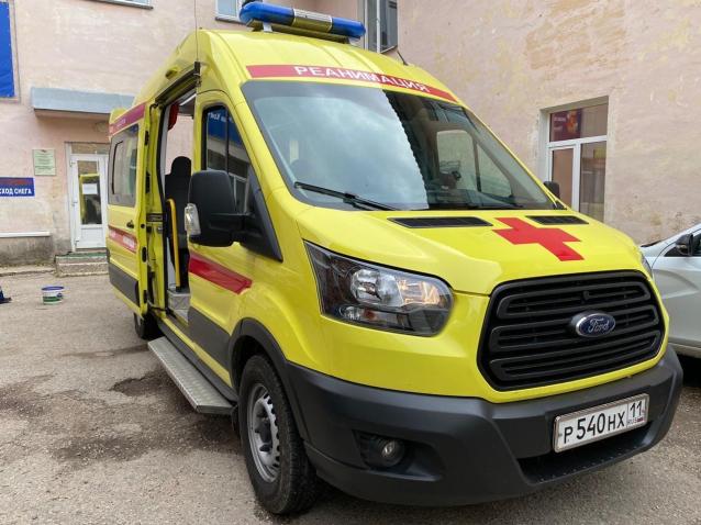 Фото В Сыктывкаре нетрезвый дебошир напал на медиков скорой помощи