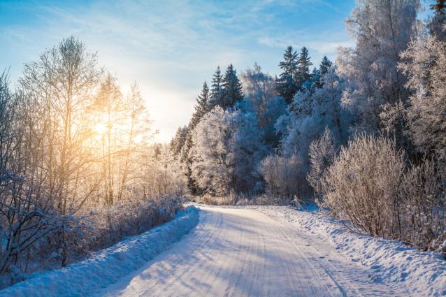 Фото В Гидрометцентре рассказали, какая погода ждет кировчан в январе
