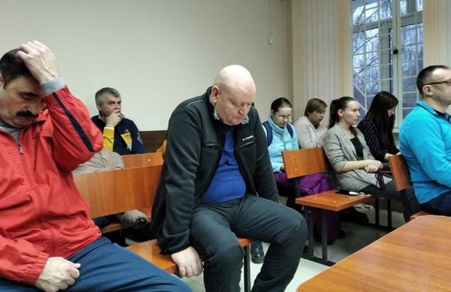 Фото Бывшему директору «Электронного проездного» Анатолию Ганьбе дали 2 года и 9 месяцев колонии общего режима