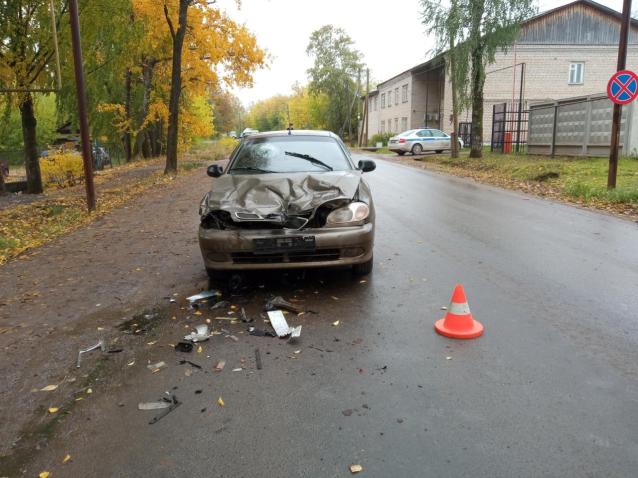 Фото В ДТП в Кировской области пострадала 5-летняя девочка