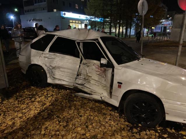 Фото В Сыктывкаре злостный нарушитель стал виновником ДТП