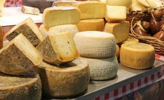 Фото В Сыктывкаре сожгли более 100 килограммов нелегального сыра