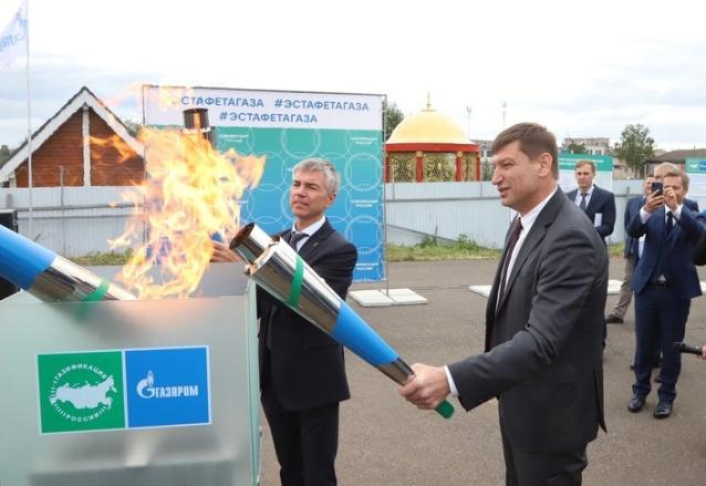 Фото Более 4,7 тыс. домов и старейший завод на Вятке получили возможность использовать сетевой газ