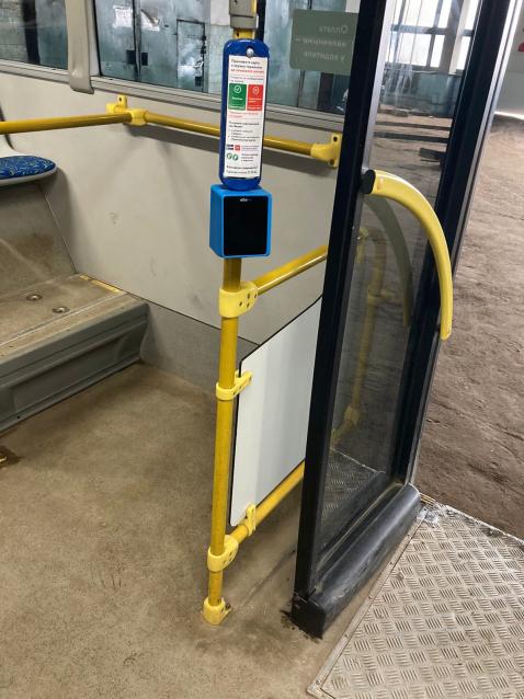 Фото В Коми хотят ввести наказание для безбилетников в автобусах