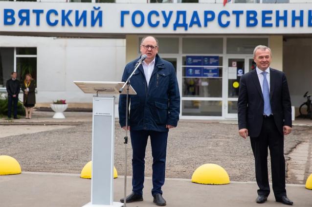Фото В этом учебном году ВятГУ выбрали более 2500 школьников