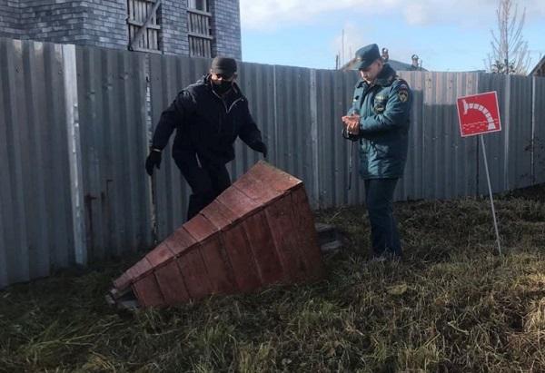 Фото В Октябрьском районе Кирова проверили пожарные водоемы