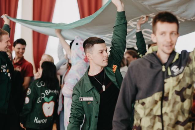 Фото В Кировской области возрождаются студенческие сельскохозяйственные отряды