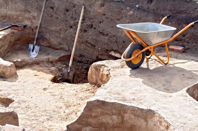 Фото В Кирово-Чепецком районе археологи нашли древнее поселение возрастом 300 лет
