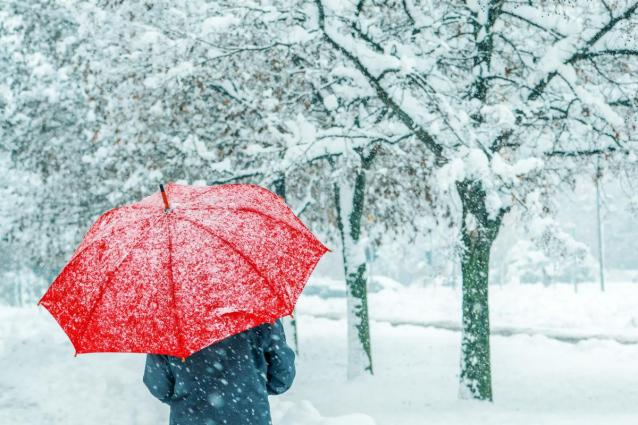 Фото В Кировской области в выходные ожидается первый снег
